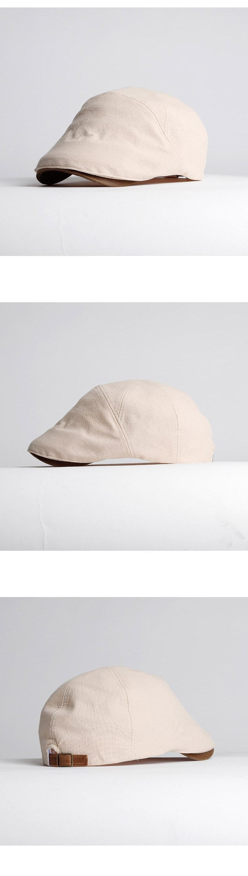 [플래그쉽] 아트라인 코튼 헌팅캡 [5컬러] (FLAGSHIP artline cotton hunting cap)
